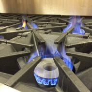 SCC Progress: New stove for the kitchen