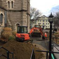 SCC Progress: Water Main Work