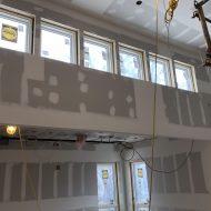SCC Progress: Windows are in, Let the light shine