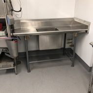 SCC Progress: Dish Line Reworked