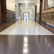 SCC Progress: Hallway starts to Shine