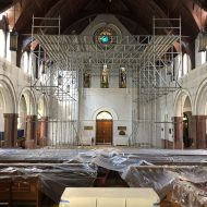 SCC Progress: Staging in sanctuary starts going up.